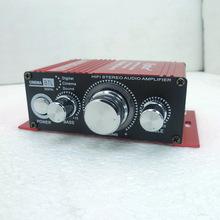 Малогабаритный усилитель мощности MA170 12В 2х20Вт