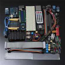 Максимальный стартовый набор Arduino 1602 LCD, Servo Motor, LED, Relay, RTC